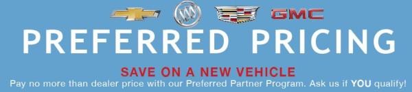 GM Preferred Pricing