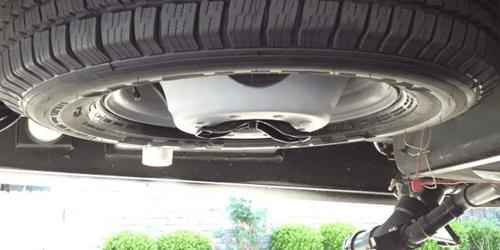 Spare Tire Hoist Installation Service
