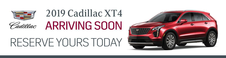 Cadillac XT4 Toronto