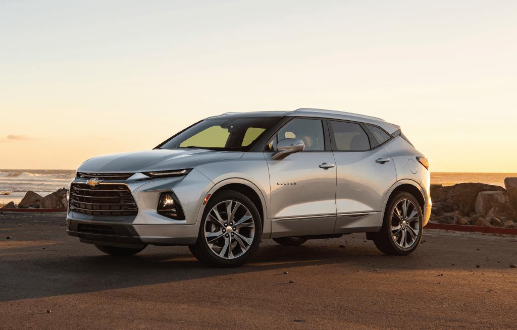 All-New 2019 Chevrolet Blazer