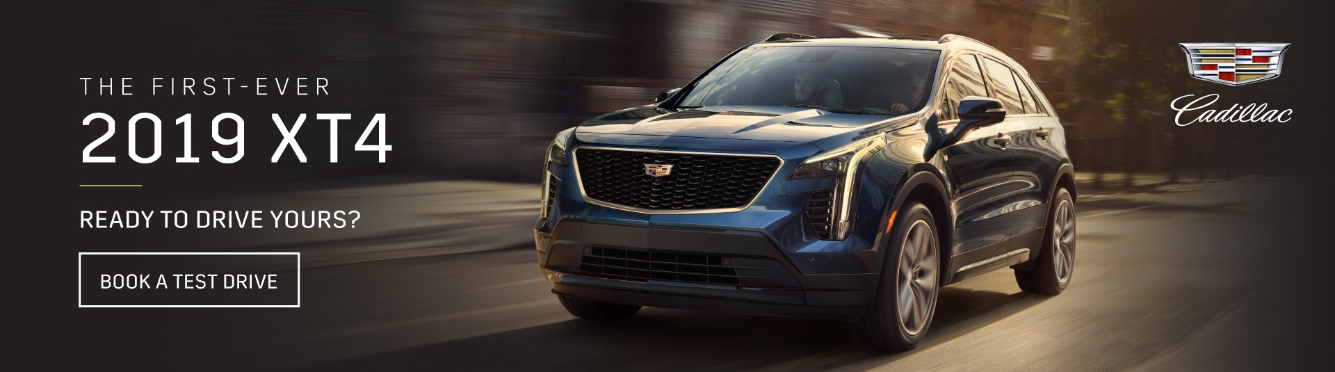 New Cadillac XT4 for sale in Toronto