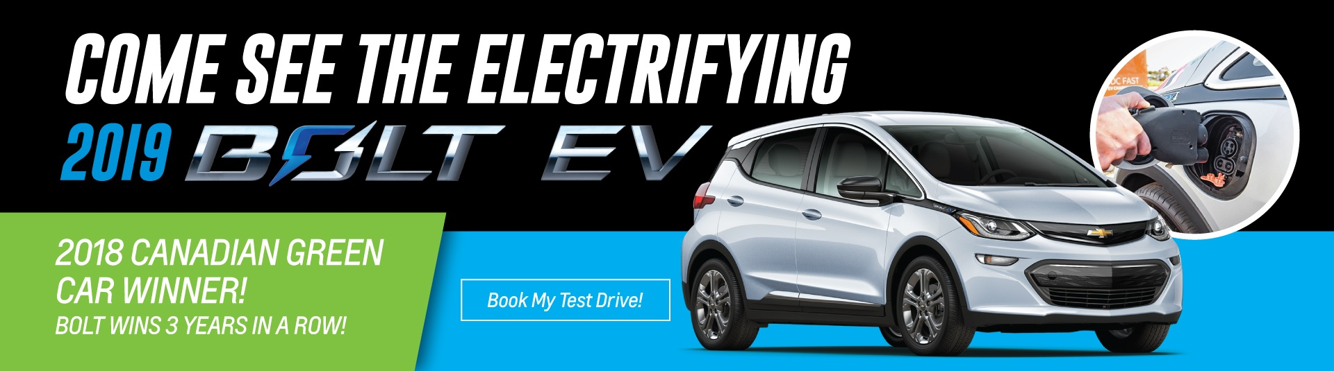 2019 Chevrolet Bolt EV in Toronto