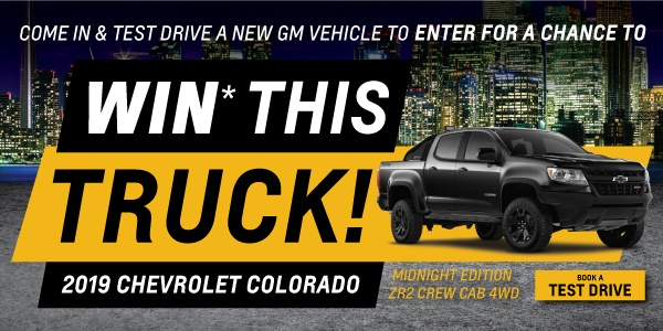 City Buick Colorado Contest