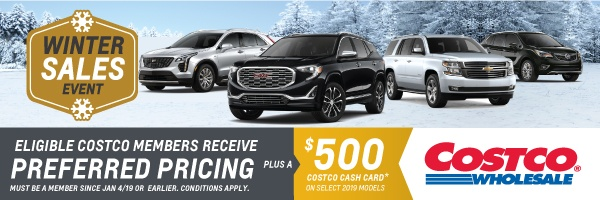 city buick costco promotion