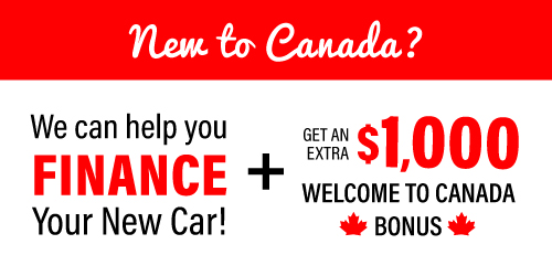 Welcome To Canada Program