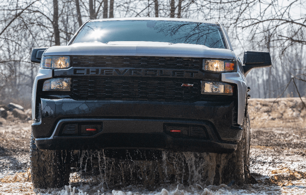 The 2020 Chevrolet Silverado 1500 RST Update