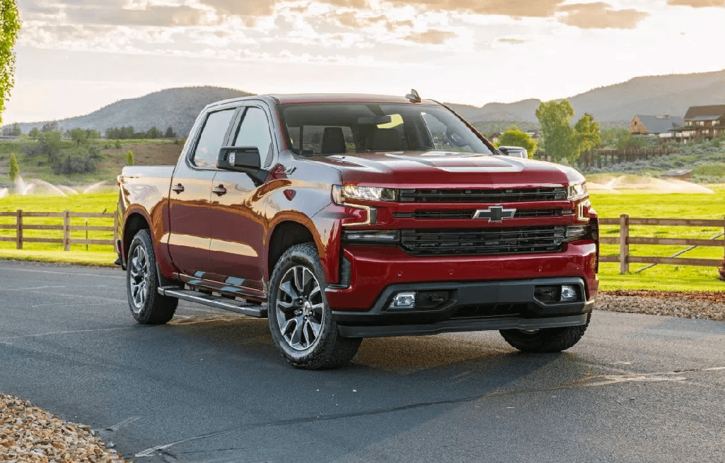 First Ever Diesel 2020 Chevrolet Silverado 1500