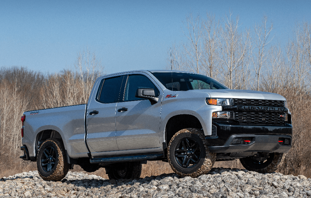 New Camera Views In 2020 Chevrolet Silverado 1500