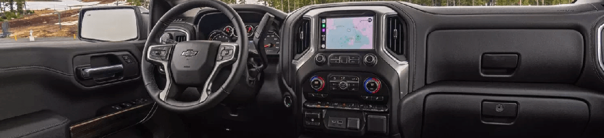 New Features in 2020 Chevrolet Silverado 1500