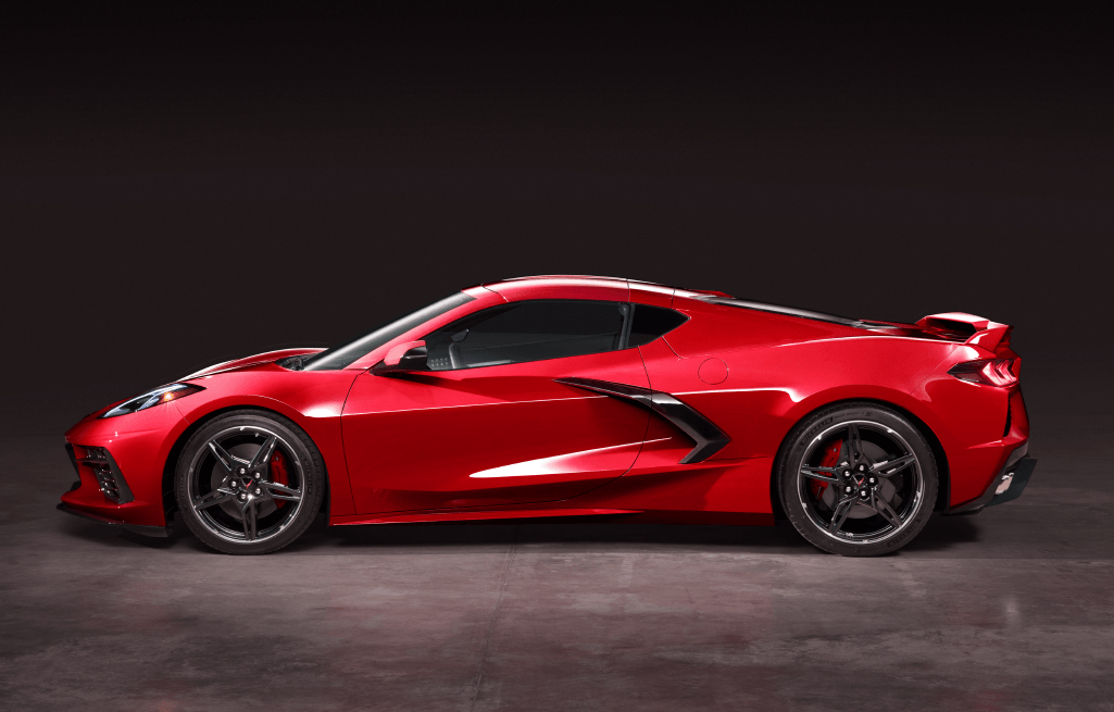 2020 Chevrolet Corvette in Toronto
