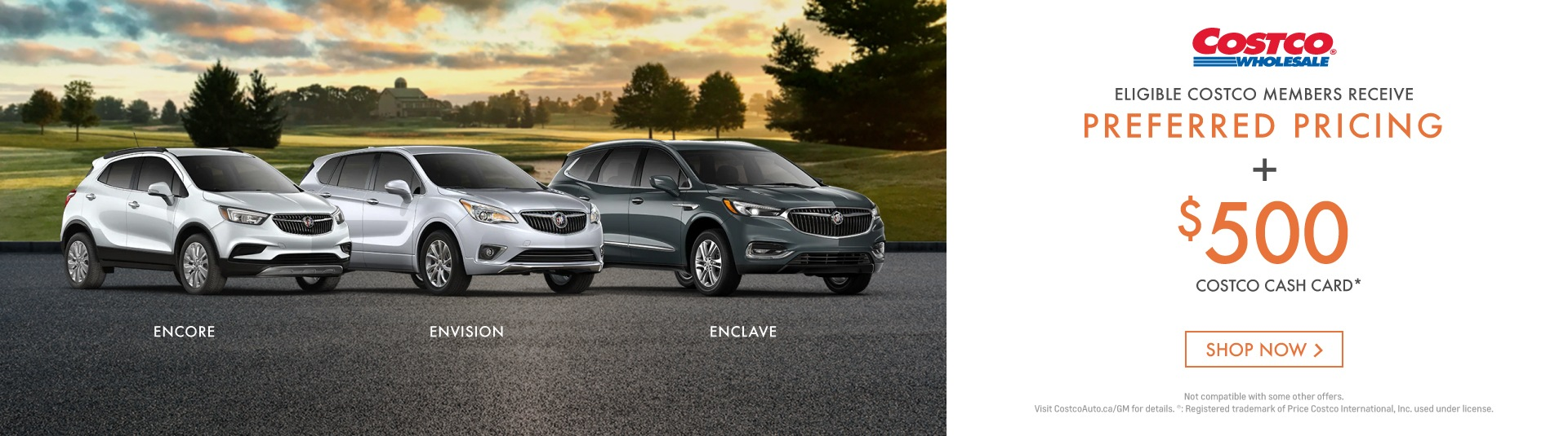 2019 Buick Vehicle Offer in Toronto