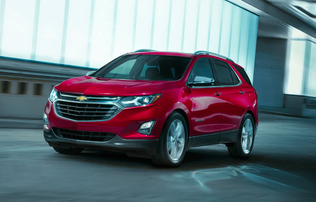 Chevrolet Equinox Frequently Asked Questions
