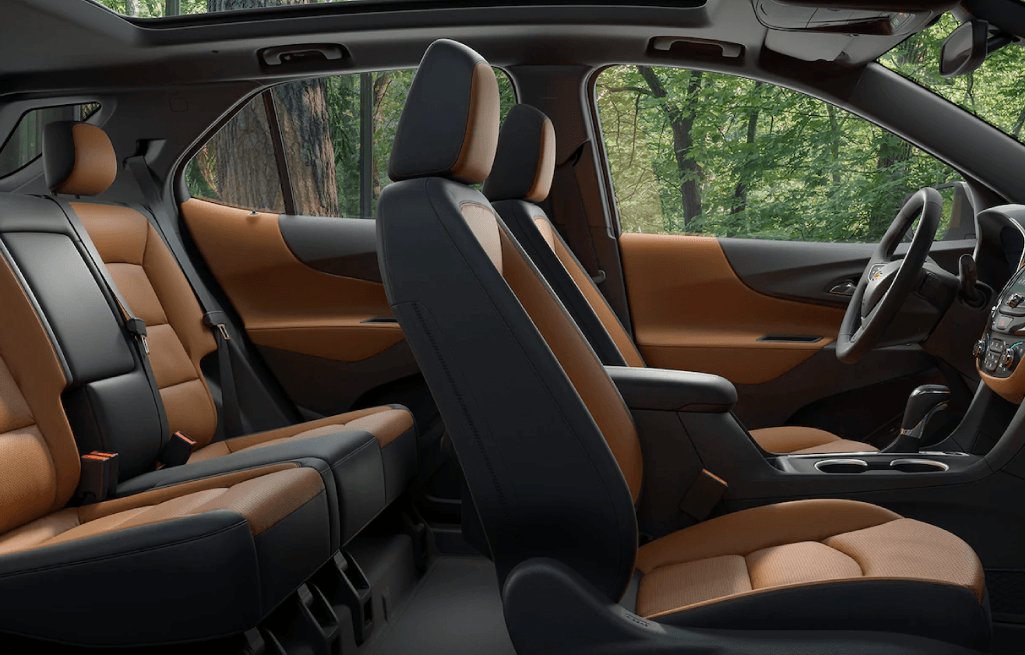 How Many Seats in a Chevy Equinox?