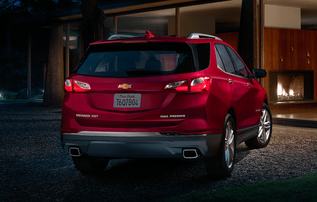 How Much Gas Does a Chevy Equinox Consume?