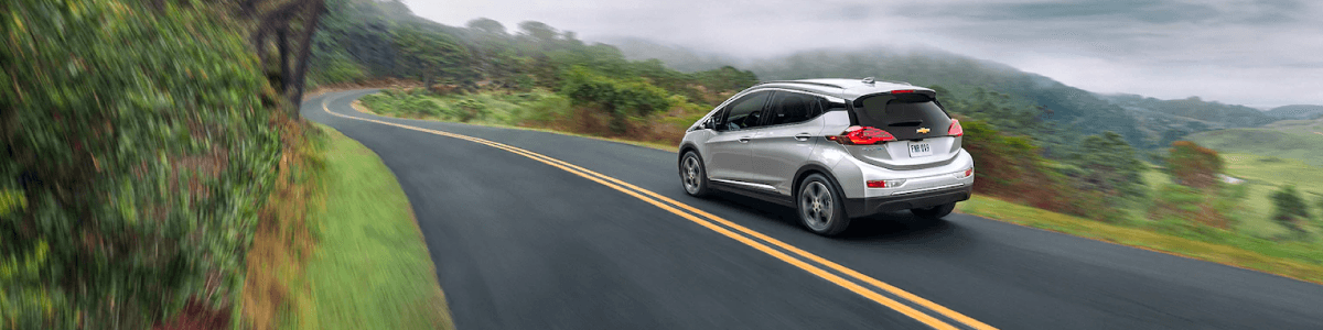 The 2019 Chevrolet Bolt EV