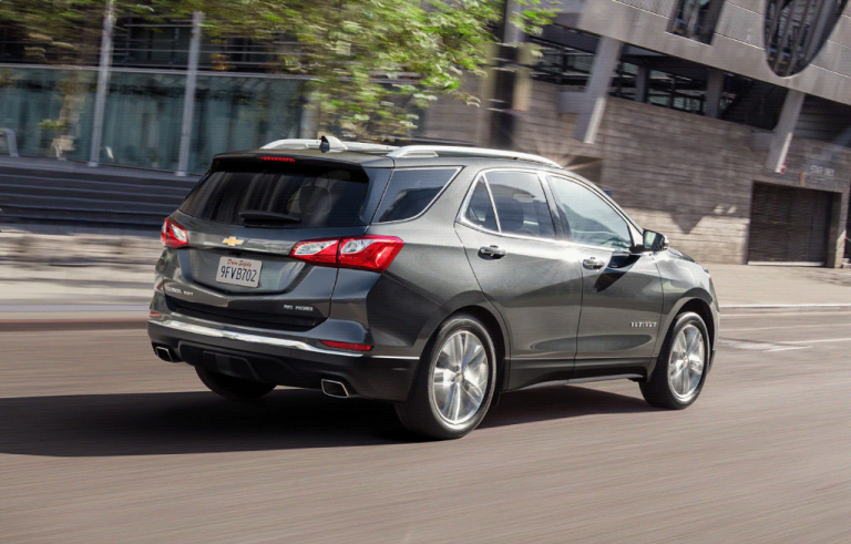 The 2020 Chevrolet Equinox is Ready When You Are