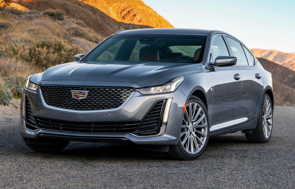 Introducing the 2020 Cadillac CT5