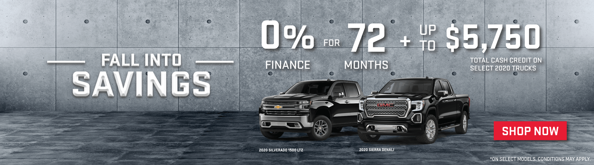 Chevrolet Silverado and GMC Sierra Offers in Toronto
