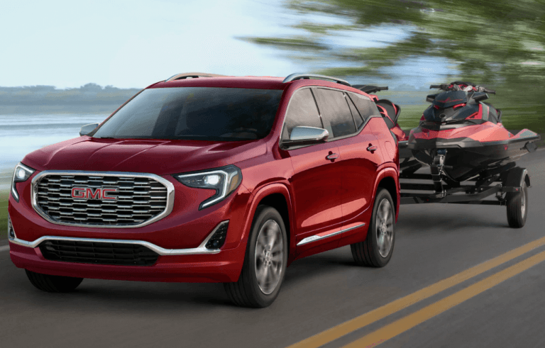 Get Excited About the 2020 Terrain Denali