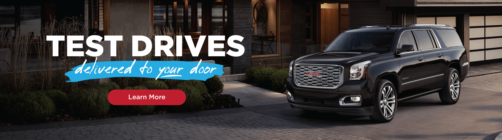 Test Drive Cadillac, Chevrolet, Buick or GMC from home in Toronto