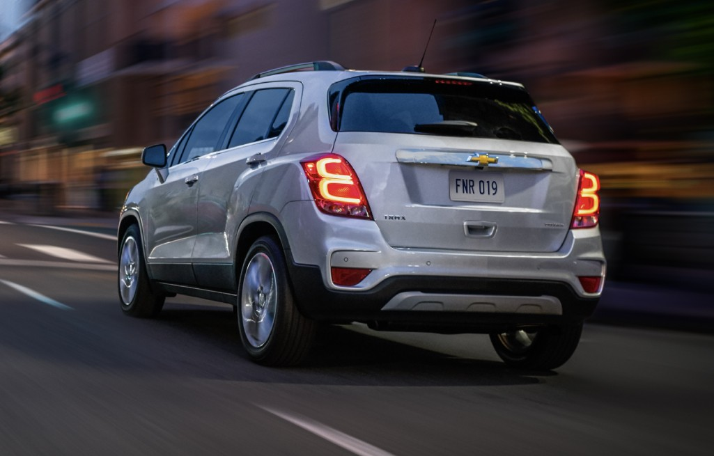 The 2020 Chevrolet Trax is your SUV for the City