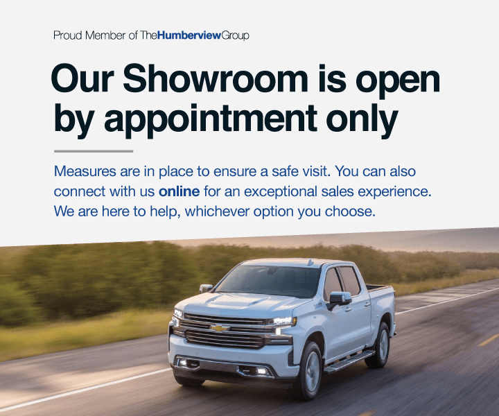 City Buick Chevrolet Cadillac GMC - Showroom Open By Appointment Only