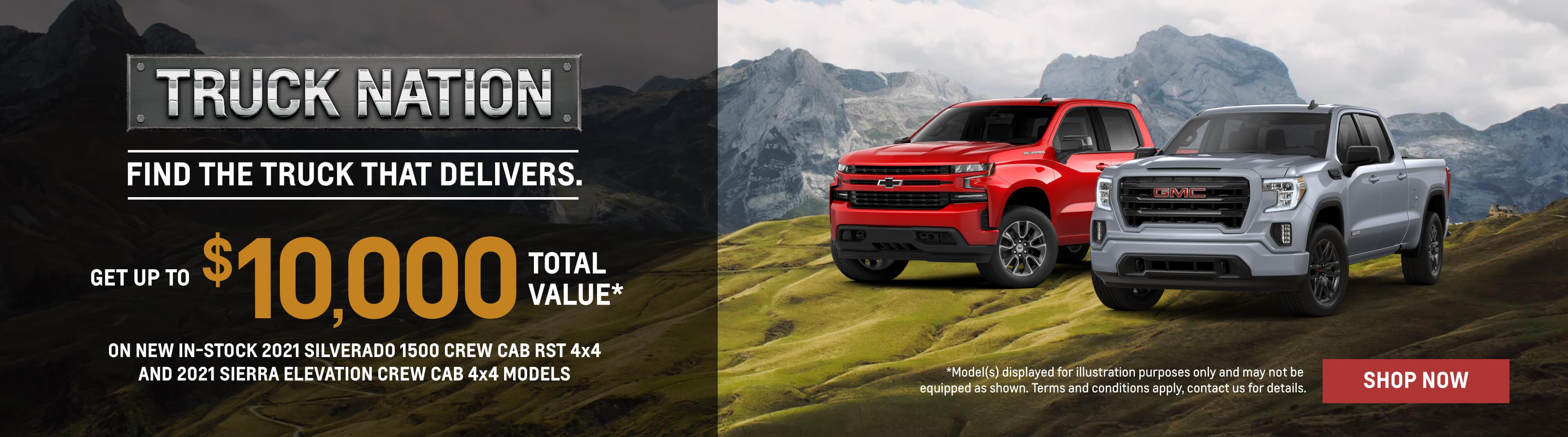 GM Truck Nation - City Buick Toronto