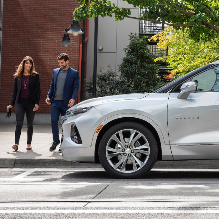 GM Lease Return in Toronto - City Buick
