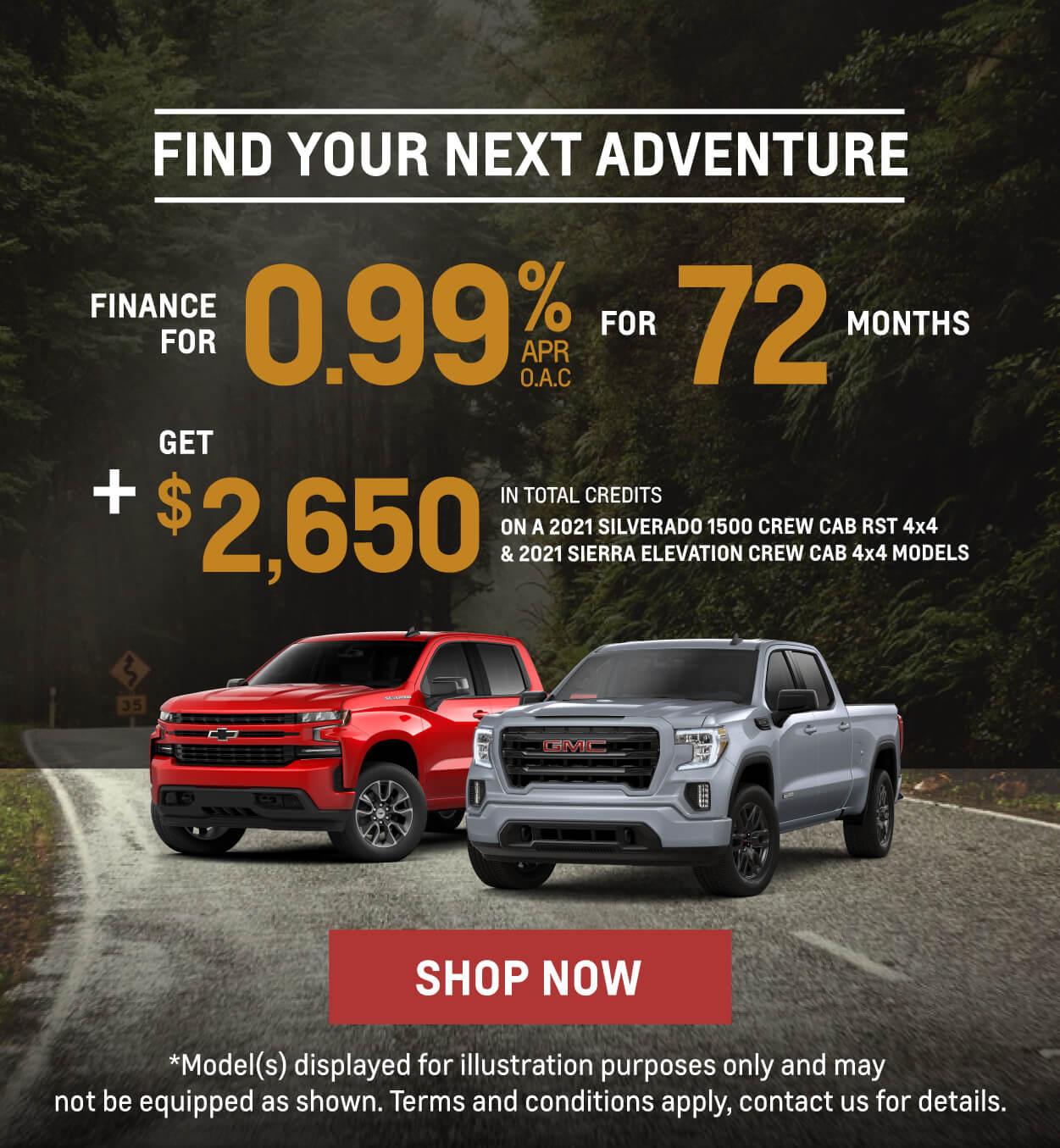 GM Truck Nation in Toronto - City Chevrolet Buick GMC